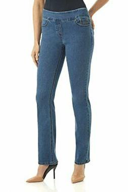 Rekucci Jeans Women's Ease in to Comfort Fit Stretch, Md. St