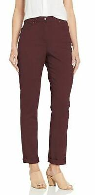 Gloria Vanderbilt Women's Amanda Classic High Rise Stretch J