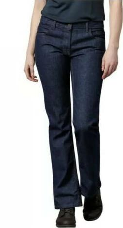 NEW! Women's Dickies Jeans Size 16 R 100% Cotton Denim Rel