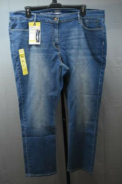Signature by Levi Strauss & Co. Gold Label Plus Size Straigh