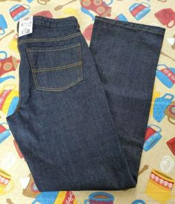 DICKIES SIZE 12T WOMEN'S RELAXED FIT WORK JEANS